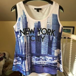 Style and Company Great New York City stylist tank